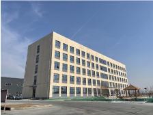 唐山华纤科技办公楼